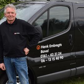 De Vakman Henk Embregts heeft meer tijd voor zijn klanten